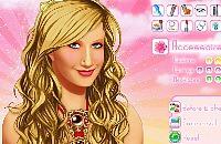 Ashley Tisdale Opmaken
