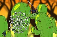 Spinnennetz Spiele