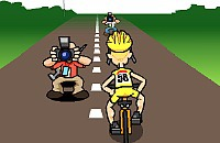 New Game: Retour de France