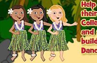 Hula Danseres Lemmings