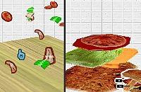 Bacon Alface e Tomate
