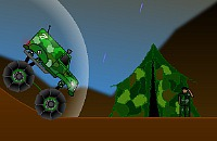 Militaire Monstertruck