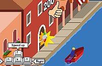 Pizza Boat