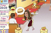 Unfabulous Burger Bustle