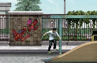 Skateboard Stad 1
