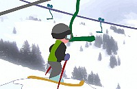 ButtSki Lift