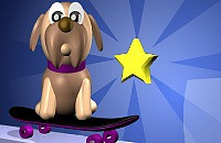 Skate Cão