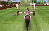 Horse Eventing 1