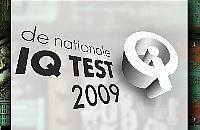 De Nationale IQ Test 2009