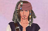 Johnny Depp Dress Up