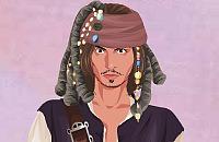 Johnny Depp Dress Up