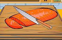 Cuisiner Show - Sushi Rolls