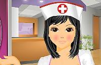 Enfermeira Dress Up