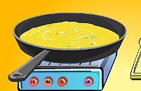 Cooking Show - Banana Pancakes