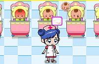 Baby Opvang Rush
