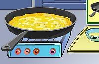 Culinária Show - Queijo Omelete