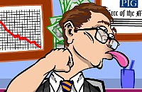 Bankdirecteur Slaan