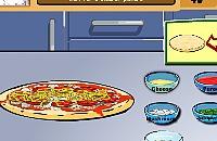Cuisiner Show - Pizza