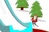 Kerstman skijump