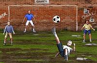 Speel nu het nieuwe voetbal spelletje Omhaal Kampioen