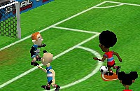 Speel nu het nieuwe voetbal spelletje 3D Voetbal 1