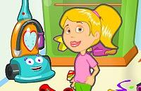 Caroline's Kamer Opruimen
