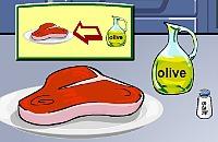 Cooking Show - Steak