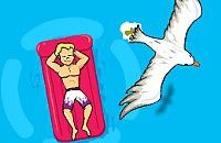 Giochi di Escrementi di Uccello