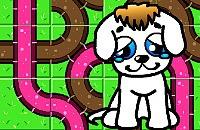 Puppy Maze