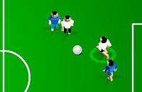 Speel nu het nieuwe voetbal spelletje Voetbal 3