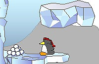 Pinguin game