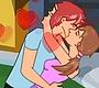 Speel het nieuwe girl spel: Romantische Kus