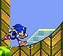 Speel het nieuwe girl spel: Sonic game 1
