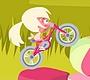 Speel het nieuwe girl spel: Biking Beauty 1