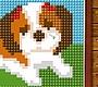 Speel het nieuwe girl spel: Honden Borduren