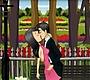 Speel het nieuwe girl spel: Lovers Kiss 2