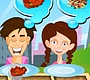 Play the new Girl Flash Game: Buffet Serving