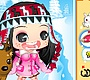 Play the new Girl Flash Game: Snow Baby Girl