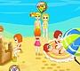 Speel het nieuwe girl spel: Fun Beach