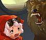 Speel het nieuwe girl spel: Roodkapje Verschillen
