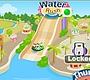Speel het nieuwe girl spel: Waterpark Runnen