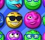 Speel het nieuwe girl spel: Springende Smileys