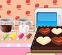Speel het nieuwe girl spel: Chocolaatjes Maken