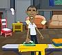 Speel het nieuwe girl spel: Obama Thuis