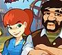 Speel het nieuwe girl spel: Californi� Goudkoorts