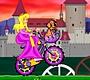 Speel het nieuwe girl spel: Prinses Bella's Rit