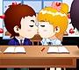 Speel het nieuwe girl spel: Kus in de Klas