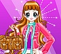 Play the new Girl Flash Game: Disco Dress Room