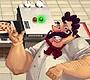 Speel het nieuwe girl spel: Pizza Fabriek