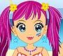 Speel het nieuwe girl spel: Vrolijke Meid Opmaken